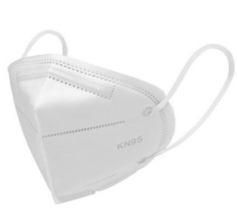 <b>5-Ply KN95 Particulate Respirator Face Mask</b>
